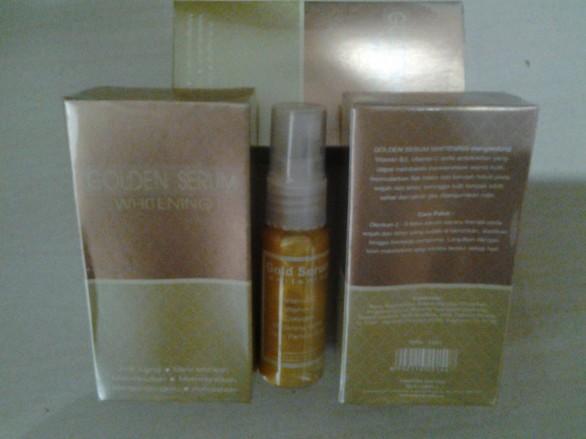 serum gold new pack cv agrindo